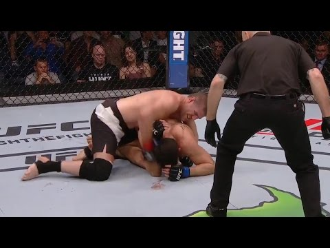 Kelly vs. Carlos Jr. - When Old beats Young UFC Fight Night 85