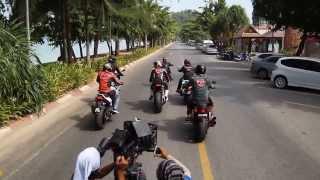 Film Bikers Kental At Krabi Thailand