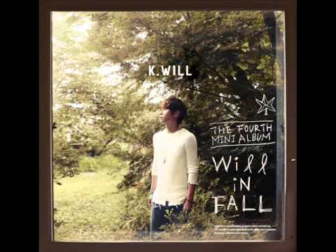 [Full Album] K.Will -- Will In Fall [4th Mini Album]