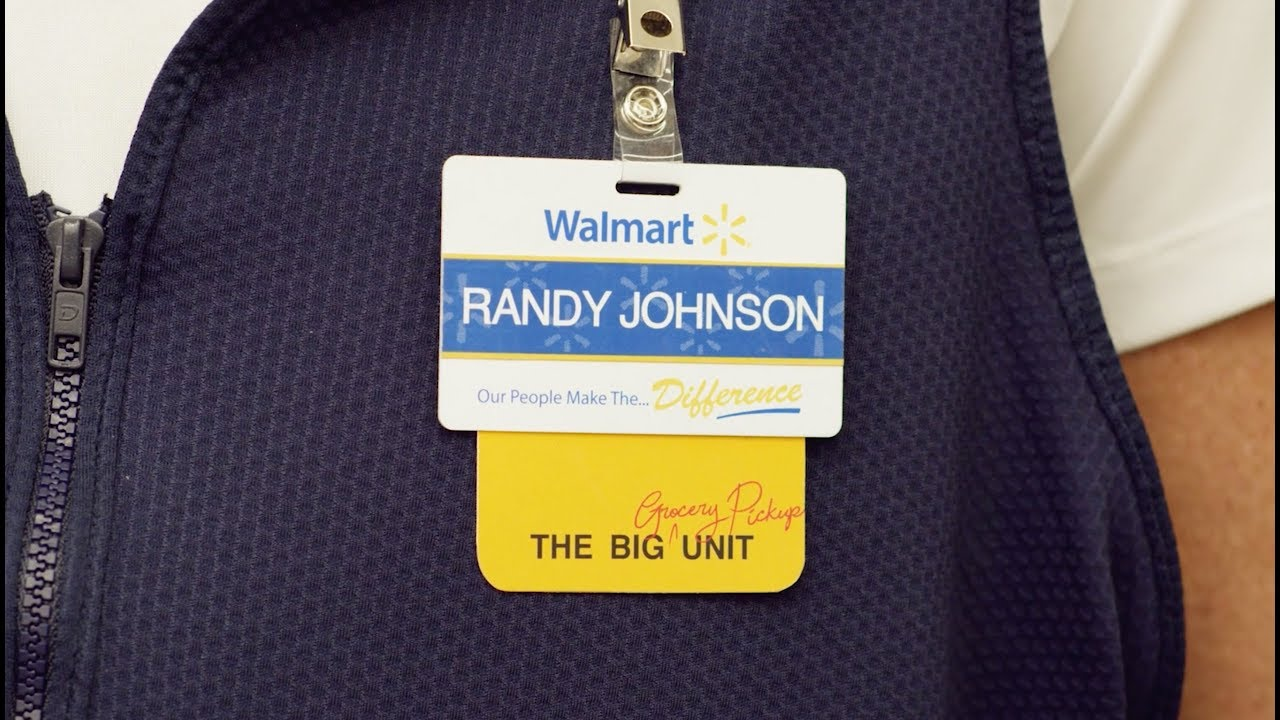 Kingsford + Walmart Online Grocery Pickup with Randy Johnson | Social Video by Tane