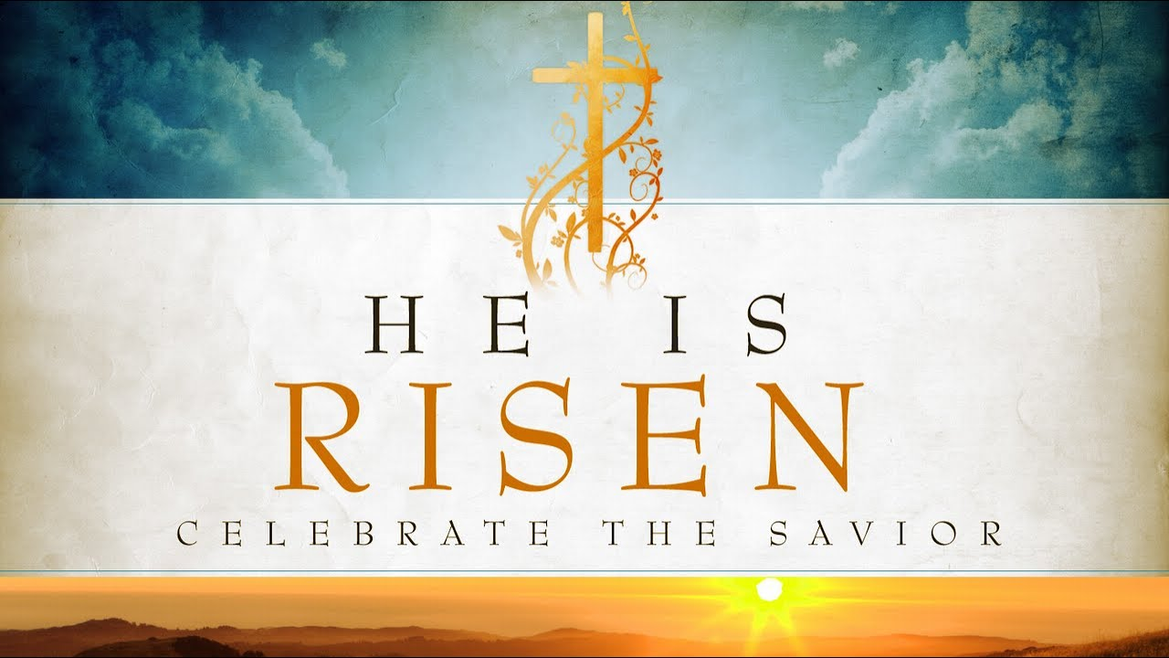 Easter Worship Service at First Presbyterian Church of Lake City – April 4th, 2021