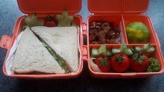 Öğrenciler İçin Beslenme Çantası Sabah Menüsü vol 1 :)  - Breakfast for students - Bizim Terek