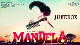 Mandela - Jukebox   Yogi Babu   Bharath Sankar   Madonne Ashwin