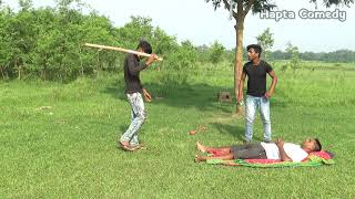 Best Amazing Non Stop Comedy Video_2021_Must Watch New Funny Video_2021 Episode_19 by Hapta Comedy
