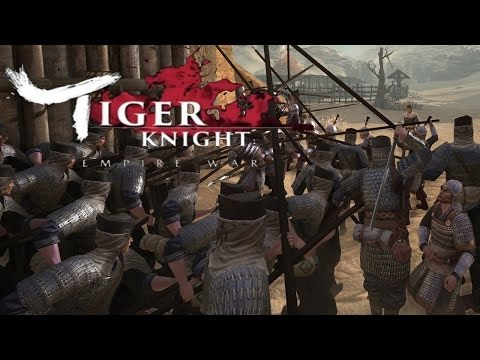 Tiger Knight Empire War - Advancing to the Rear