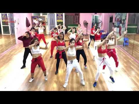 Last Christmas | Nhảy Zumba | Lớp 19h30 Thứ 3-5 Tại Phạm Ngọc Thạch | Lamita