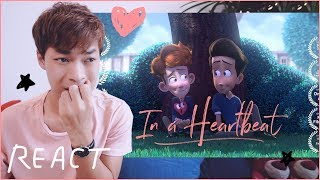 In a Heartbeat - React ! รีแอค