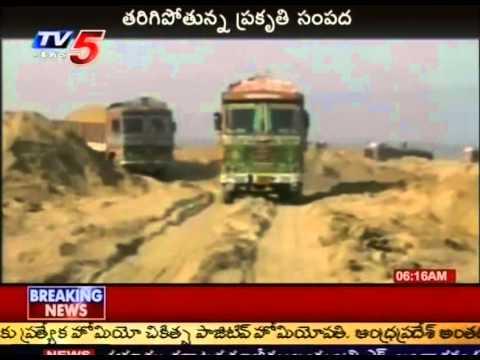 Telugu News - Forest Officers Corruption At Warangal Check Posts (TV5)