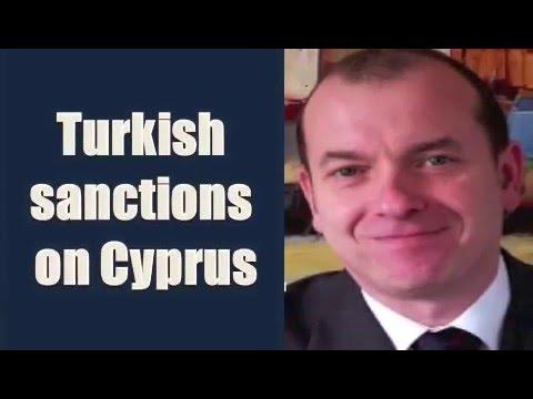 Turkish sanctions on Cyprus