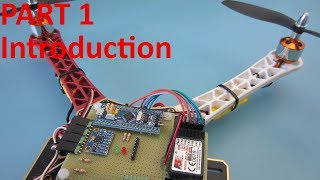 YMFC-32 | Part 1 | a DIY 32-bit STM32 and Arduino based quadcopter flight controller