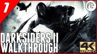 Darksiders II Gameplay Walkthrough Part 1- PC [4K]