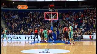 Highlights: Lietuvos Rytas-FC Barcelona Regal