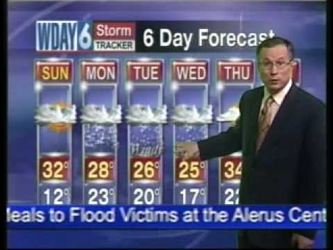 WDAZ - WDAY News Flood Special Report (March 28, 2009, 4:00PM)