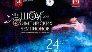 Шоу олимпийских чемпионов по синхронному плаванию 2015