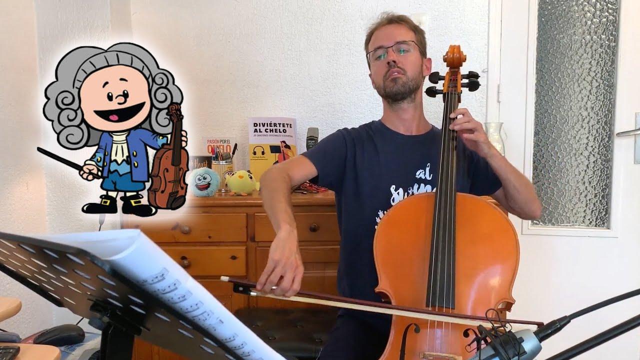 Cómo estudiar la Suite II de Bach - Sarabande