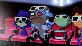 NEW TEEN TITANS - DC NACIÓN Animación de dibujos animados de TV Promo Clip 1 de CARTOON NETWORK