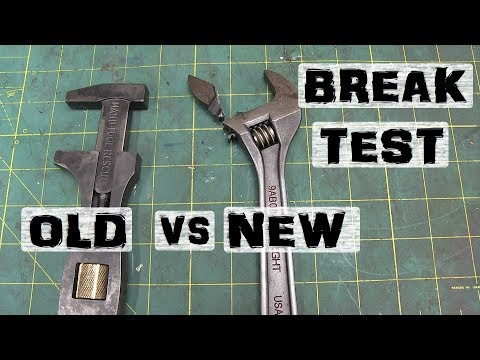 BOLTR: Hand Tool Rescue Wrench | Torture Test