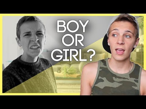 Non binary: girl or a boy?