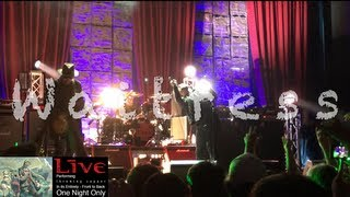 """LIVE - """"Waitress"""" at the 20th Anniversary of THROWING COPPER"""