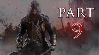 Assassins Creed Unity - Walkthrough Part 9 [PS4]