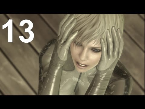 Metal Gear Solid 4 - Walkthrough Part 13 (Laughing Octopus Boss Battle)