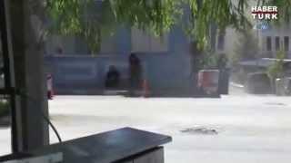 Tunceli'de Karakol Baskını Yapan 2 Teröristin Vurulma Anı | 04.09.2015
