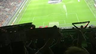 Download Video LOCURA VERDIBLANCA EN MILÁN! Milán VS Betis 2018 MP3 3GP MP4
