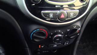 Тест Драйв Hyundai Solaris 1.6 механика зимой в мороз 20 смотреть