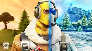 FROSTBITE\'S SECRET IDENTITY! *NEW SKIN* - A Fortnite Short Film