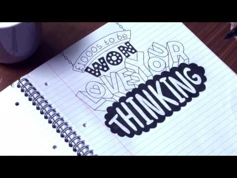 Oxford Campus Notebooks - Love Your Thinking