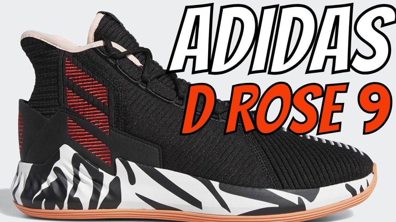 49fb91fe8710 DERICK ROSE S ADIDAS D ROSE 9