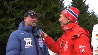 Interview with Steffen Sartor the headcoach of Luge Korea (in German)
