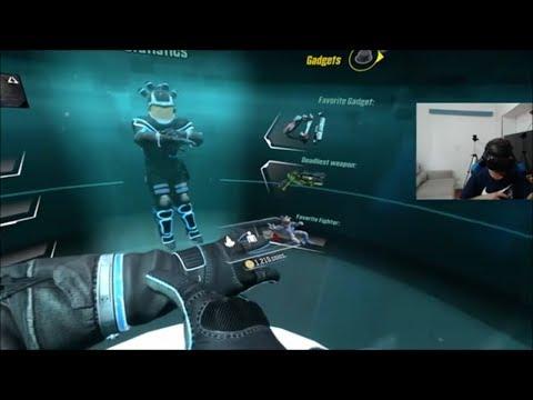 Space Junkies tutorial samsung mixed reality | beta |