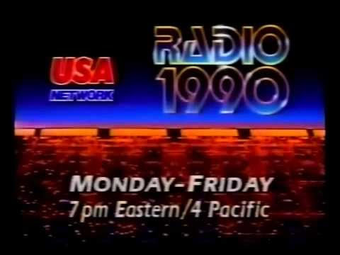 """Radio 1990"" TV Show. 1984"