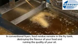 Movilfrit Water and Oil Fryers - How do they work?