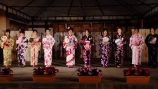 2010年7月1日に富士宮市の浅間大社で開催された富士山お山開きの夜イベ...