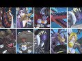 Digimon Story : Cyber Sleuth Hacker's Memory - All Seven Great Demon Lords Special Attacks!