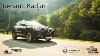 Renault Kadjar 1.5dCi 110cp 2015 / Test Drive