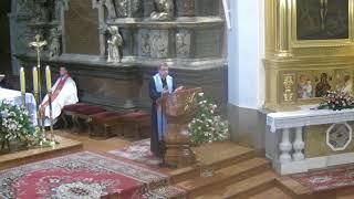 Misje parafialne - nauka ogólna, 10 września 2017, godz. 6.00