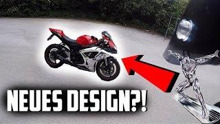 Ist mein Bike jetzt CHROM?! & Aggressive Omi | MotoVlog