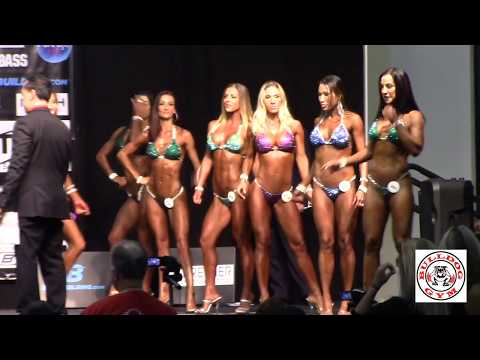 Bikini Class C All Competitors 2018 NPC Florida Grand Prix