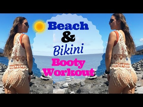 Beach & Bikini Booty Workout