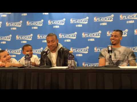 Boston Celtics star Isaiah Thomas responds to claims he carries the basketball