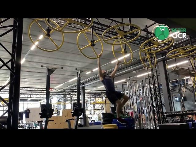 Vertical Rings Techniek zijwaarts