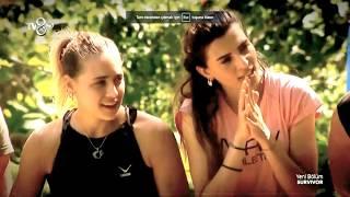 Survivor 2018  Türkiye Vs Romanya