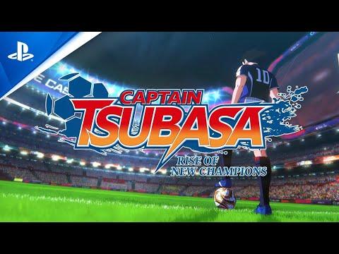 Captain Tsubasa: Rise of New Champions - Story Trailer | PS4