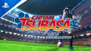 Captain Tsubasa Rise of New Champions - Story   PS4
