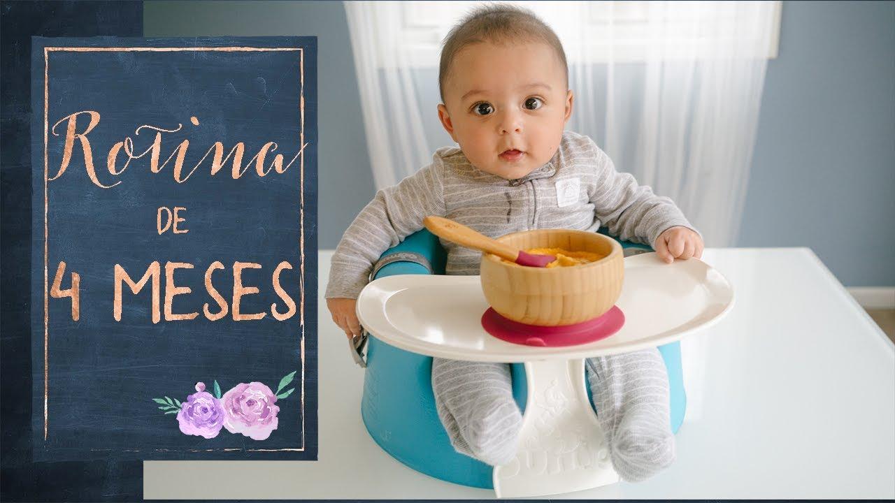 dieta diaria para un bebe de 10 meses