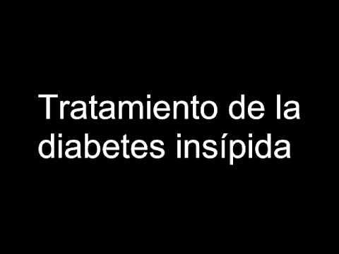 remedios naturales para la diabetes insípida sintomas