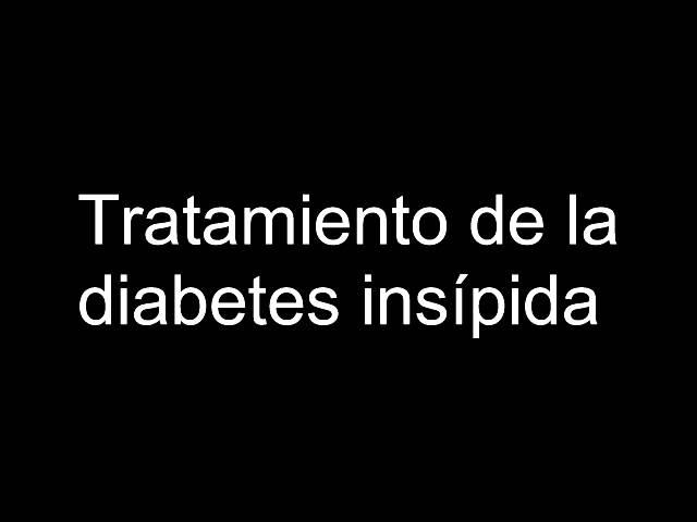 diabetes insípida central tratamento de varices